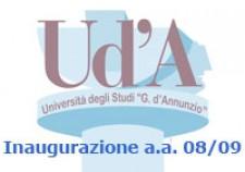 Inaugurazione 2008/2009