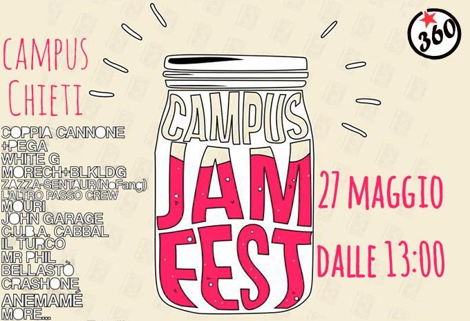 Campus Jam Fest